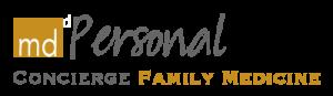 mdPersonal Concierge Family Medicine Logo