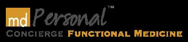 mdPersonal Concierge Functional Medicine Logo